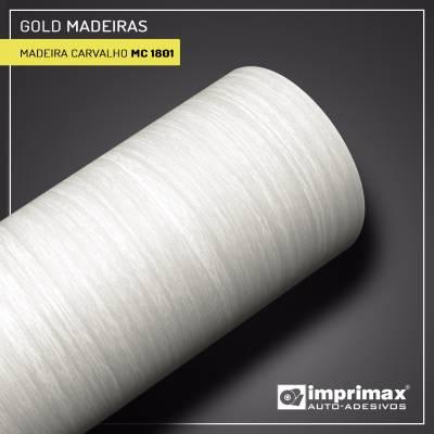 Adesivo Gold Madeira Carvalho MC1801