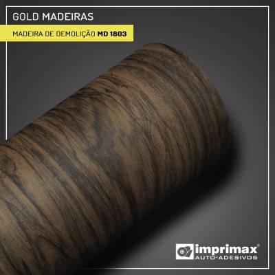Adesivo Gold Madeira de Demolição MD1803
