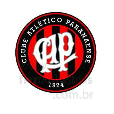 Adesivo decorativo - Escudo do Atlético Paranaense