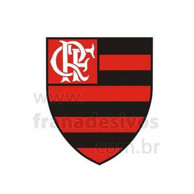 Adesivo Decorativo - Escudo do Flamengo