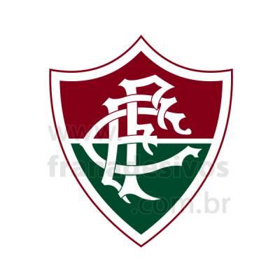 Adesivo Decorativo - Escudo do Fluminense