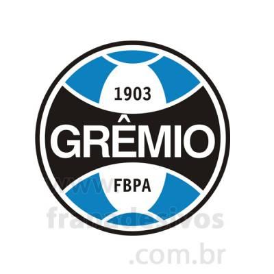 Adesivo Decorativo - Escudo do Grêmio