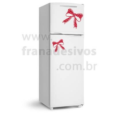 Adesivo de Geladeira Laço de geladeira