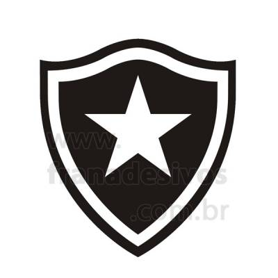 Adesivo Decorativo - Escudo do Botafogo