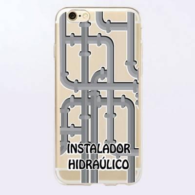 Capinha para Celular Instalador Hidráulico