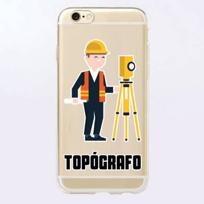 Capinha para Celular Topógrafo