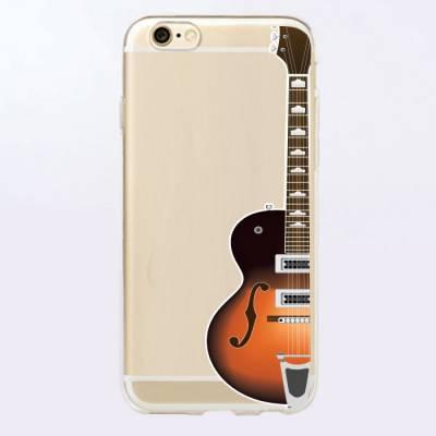 Capinha para Celular Guitarra