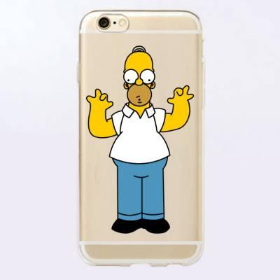 Capinha para Celular Homer Simpson 2