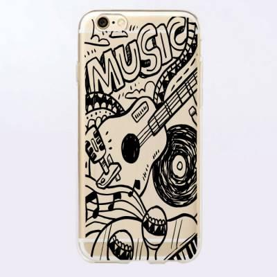 Capinha para Celular Música 2
