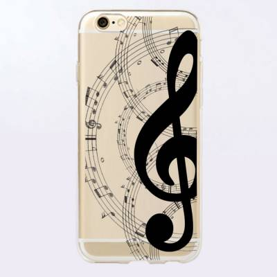 Capinha para Celular Nota Musical 2