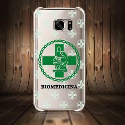 Capinha para Celular Profissão Biomedicina
