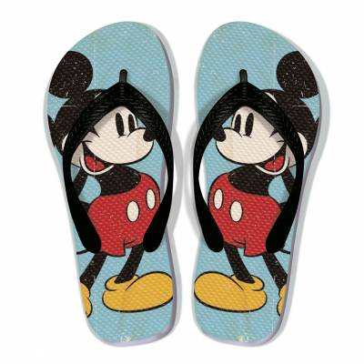 Chinelo Criativo Mickey Retrô