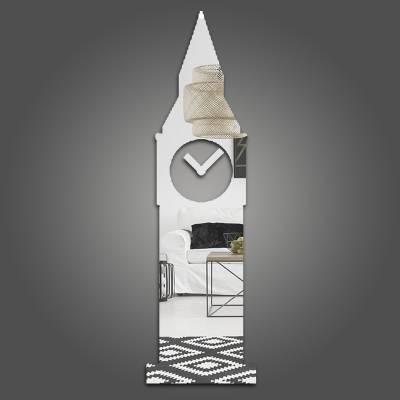 Espelho Decorativo Relógio Big Ben