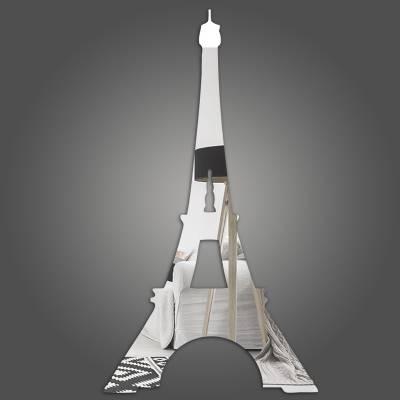 Espelho Decorativo Torre Eiffel