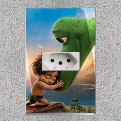 Interruptor Impresso O Bom Dinossauro