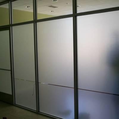 Adesivo Decorativo Jateado Para Vidro, Box, Janela, Porta 100cm De Largura