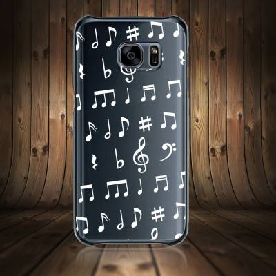 Capinha para Celular Musicais Notas