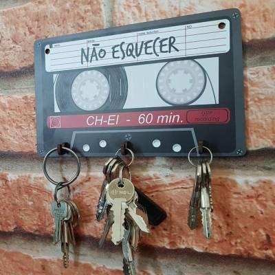 Porta Chaves Não Esquecer