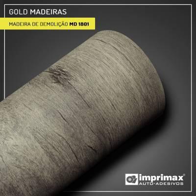 Adesivo Gold Madeira de Demolição MD1801