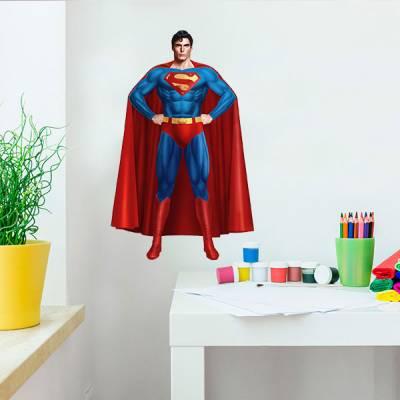 Adesivo de Parede Superman