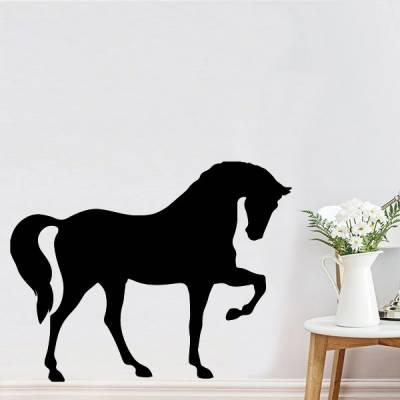 Adesivo de Parede Animais Cavalo 3