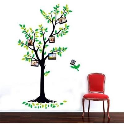 Adesivo de Parede Árvore da Família 2