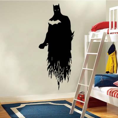 Adesivo de Parede Batman Sombra