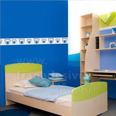 Adesivo decorativo faixas modelo 15