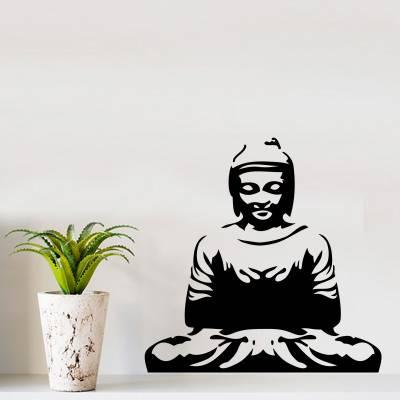Adesivo de Parede Fé e Religião Buda
