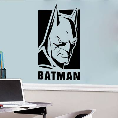 Adesivo De Parede Batman Escrita