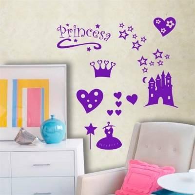 Cartela - Infantil Princesas