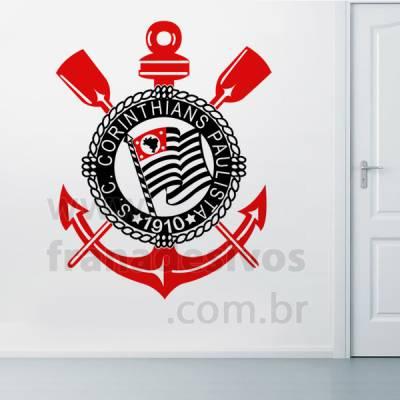 Adesivo Decorativo - Escudo do Corinthians