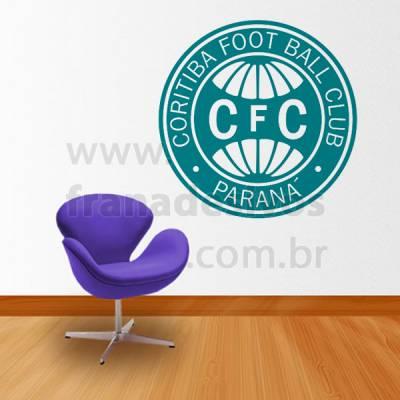 Adesivo Decorativo - Escudo do Coritiba