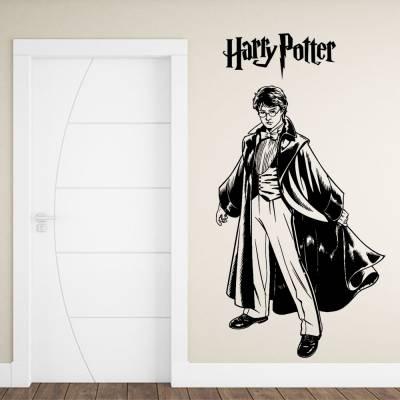 Adesivo de Parede Filmes Harry Potter