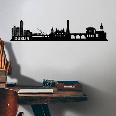 Adesivo De Parede Dublin