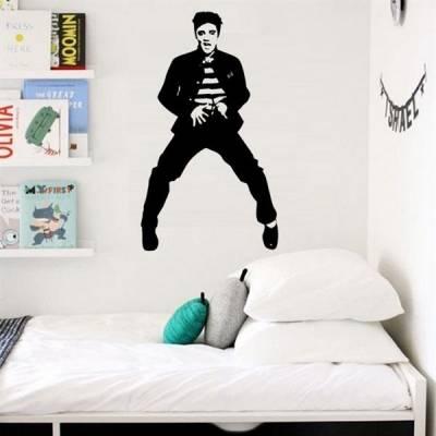 Adesivo decorativo Elvis Presley modelo 2