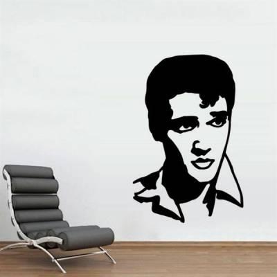 Adesivo decorativo  Elvis Presley modelo 4