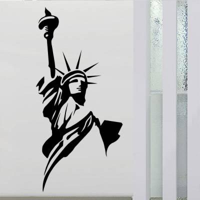 Adesivo de Parede Estatua da Liberdade 3