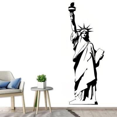 Adesivo de Parede Estatua Da Liberdade