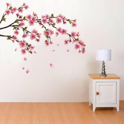 Adesivos de Parede Flor de Cerejeira Sakura