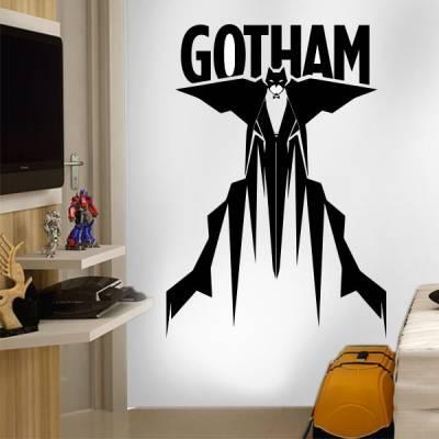 Adesivo de Parede Gotham