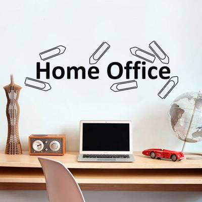 Adesivo De Parede Home Office