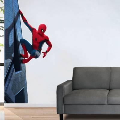 Adesivo De Parede Marvel Homem Aranha 02