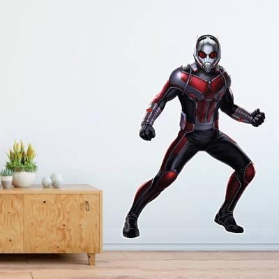Adesivo De Parede Marvel Homem Formiga