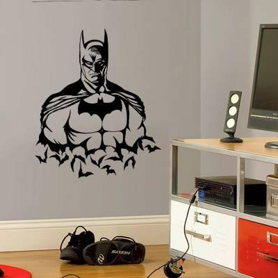 Adesivo De Parede Batman 4