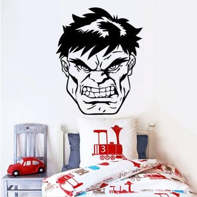 Adesivo De Parede Super Heróis Hulk 3