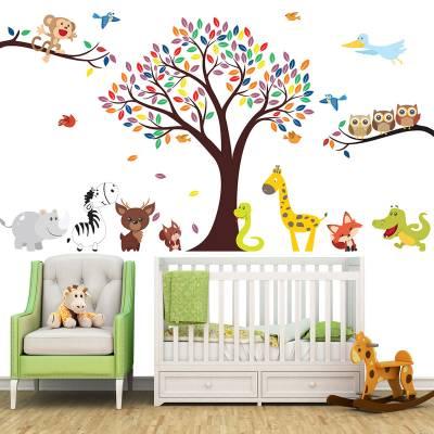 Adesivo De Parede Infantil Safari Baby 5