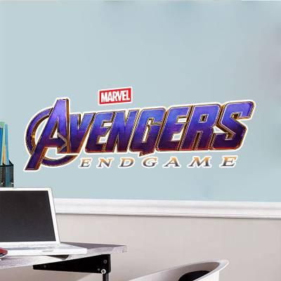 Adesivo De Parede Marvel Avengers 02