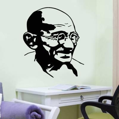 Adesivo de Parede Mahatma Gandhi