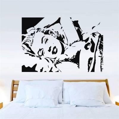 Adesivo decorativo de parede Marilyn Monroe 6
